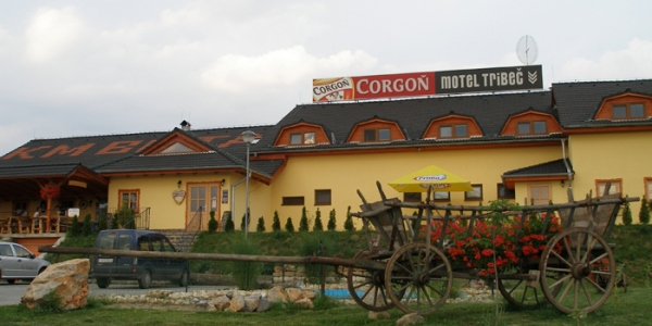 Motel Tribeč